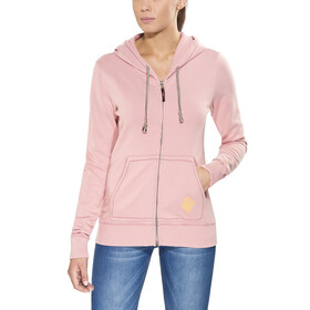 Red Chili Voyage Zip Hoodie Women Candy